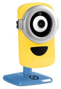 Despicable Me 3 - WiFi HD Surveillance Camera (Minion Cam)