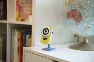 Minion Camera App : Wifi hd surveillance camera despicable me minion cam review