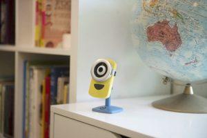 Despicable Me 3 - WiFi HD Surveillance Camera (Minion Cam)