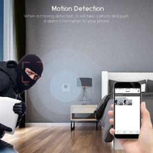 FREDI Hidden Camera Charger Adapter