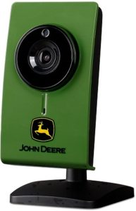 John Deere Indoor Wifi Surveillance Monitor
