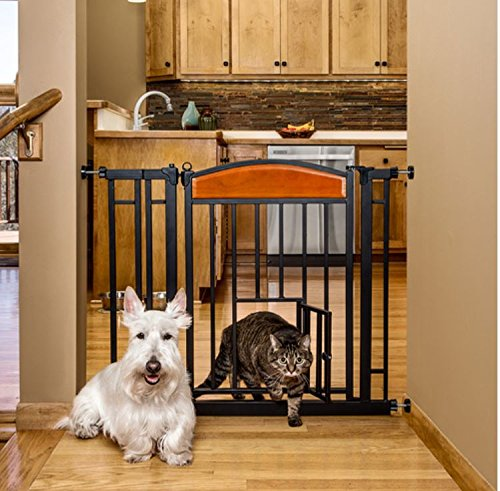 Carlson Design Studio Walk Through Baby and Pet Gate