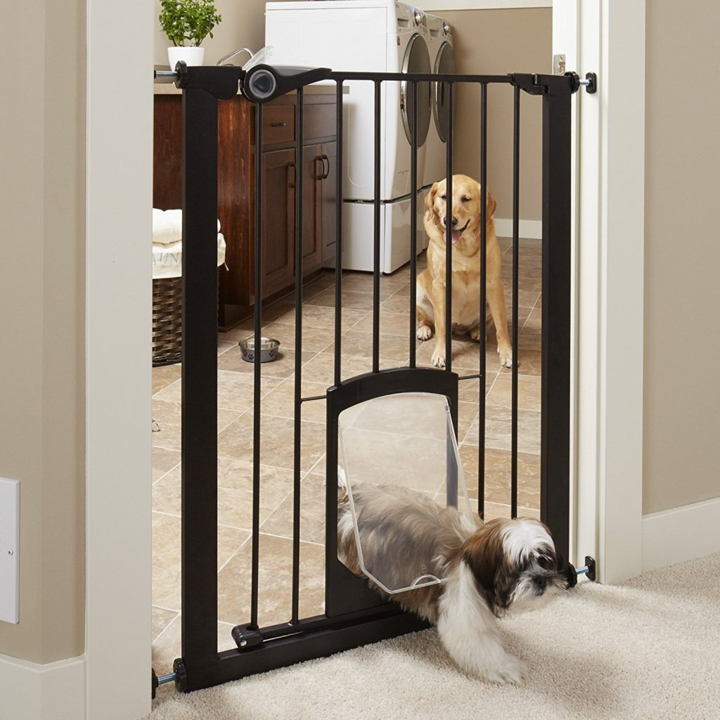 MyPet Baby Gate with Pet Gate