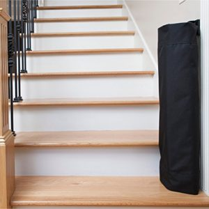 The Stair Barrier - baby gates for stairs with banisters