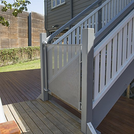 Perma Child Safety - Outdoor Retractable Gate
