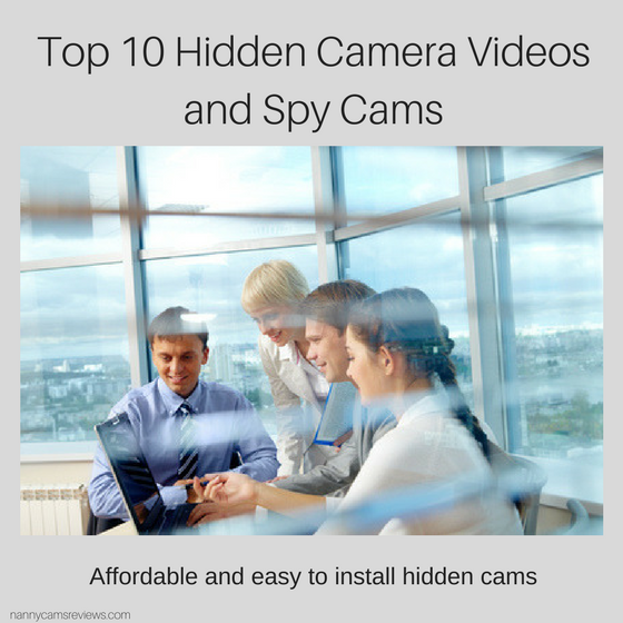 Top 10 Hidden Camera Videos and Spy Cams