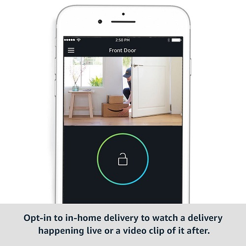 Amazon Key Home Kit - prevents package theft
