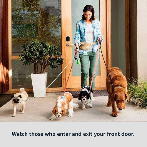 Amazon Key Home Kit - keyless entry