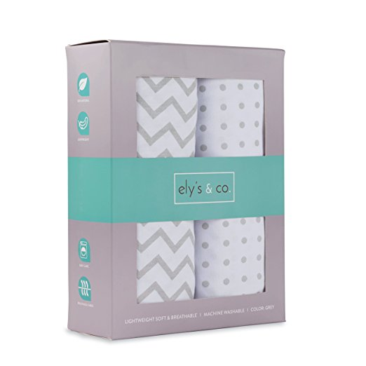 Crib Sheet Set - nursery checklist