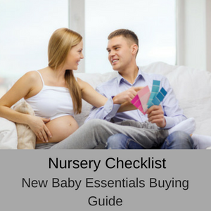 Nursery Checklist - New Baby Essentials Buying Guide