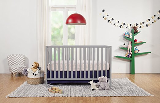 Union 3-in-1 Convertible Crib - Nursery Checklist