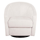 Babyletto Madison Swivel Glider - space saving nursery chairs