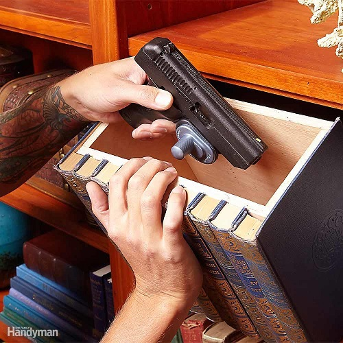 Family Handyman - 20 Secret Hiding Places