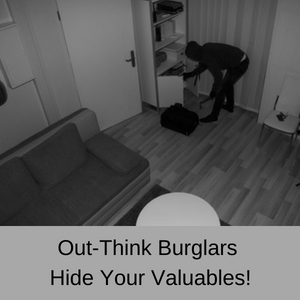 OutWit Burglars - Keeping your valuables safe at home