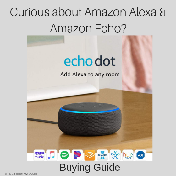 Amazon Alexa and Amazon Echo dot - what's it all about?